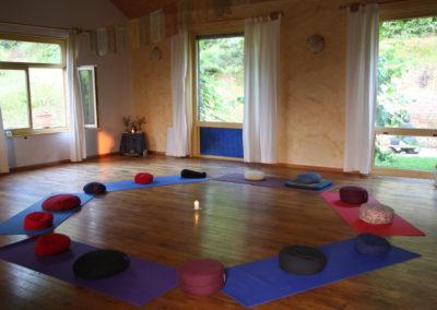Yogaweek, yogavakantie