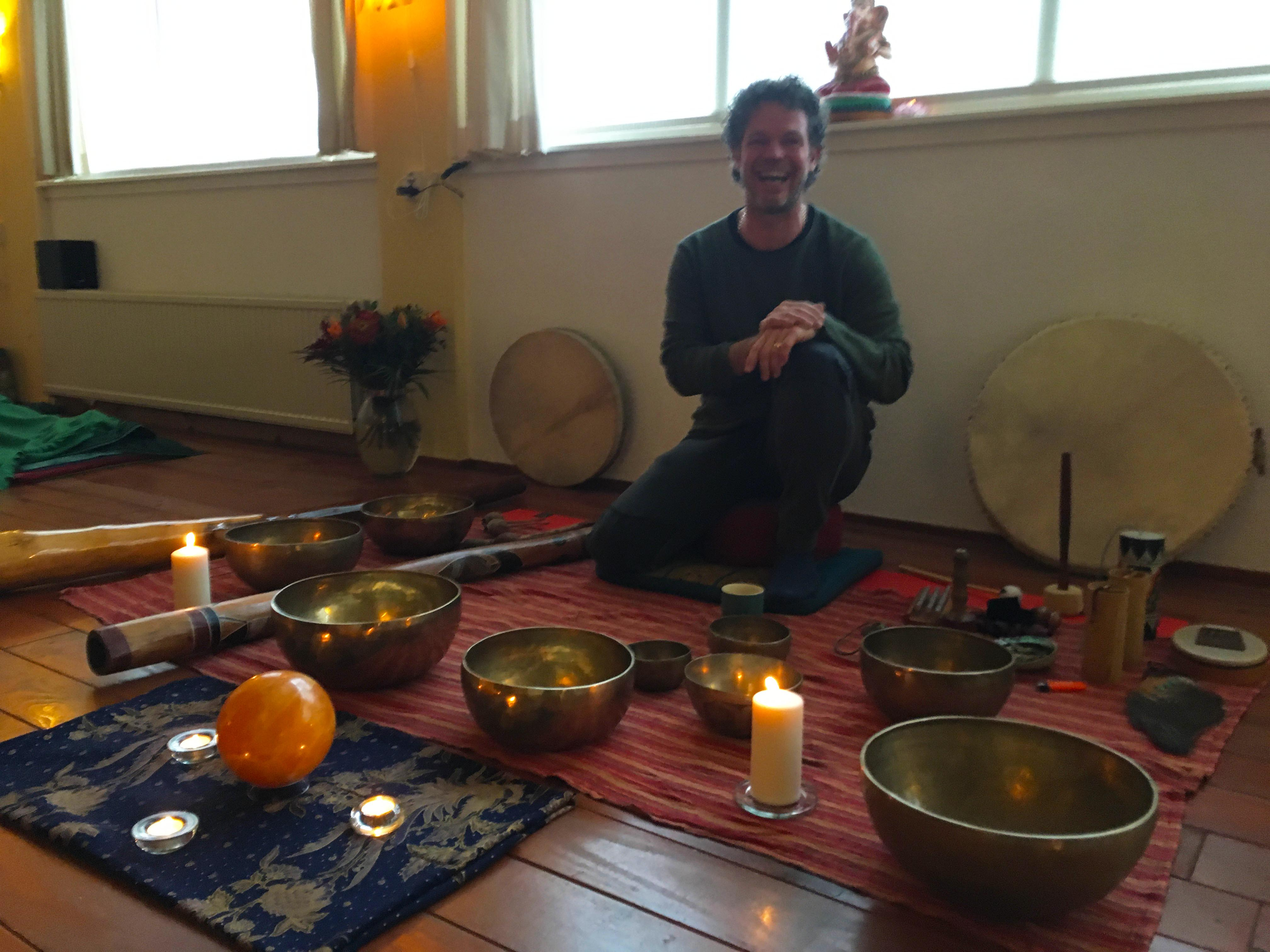 yoga, meditatie, trancereis, sjamanisme