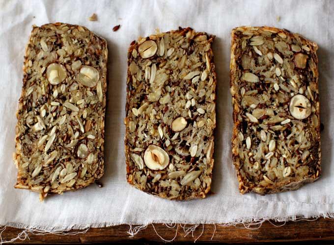 Brood, maar dan anders. En lekker!